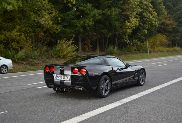 Chevrolet Corvette C6 Competition Edition
