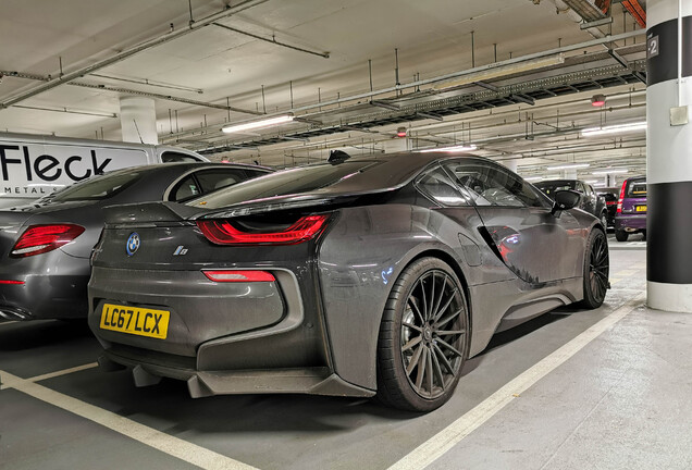BMW i8 Vorsteiner