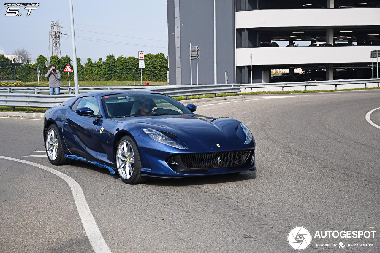 Ferrari 812 Gts 29 October 2019 Autogespot