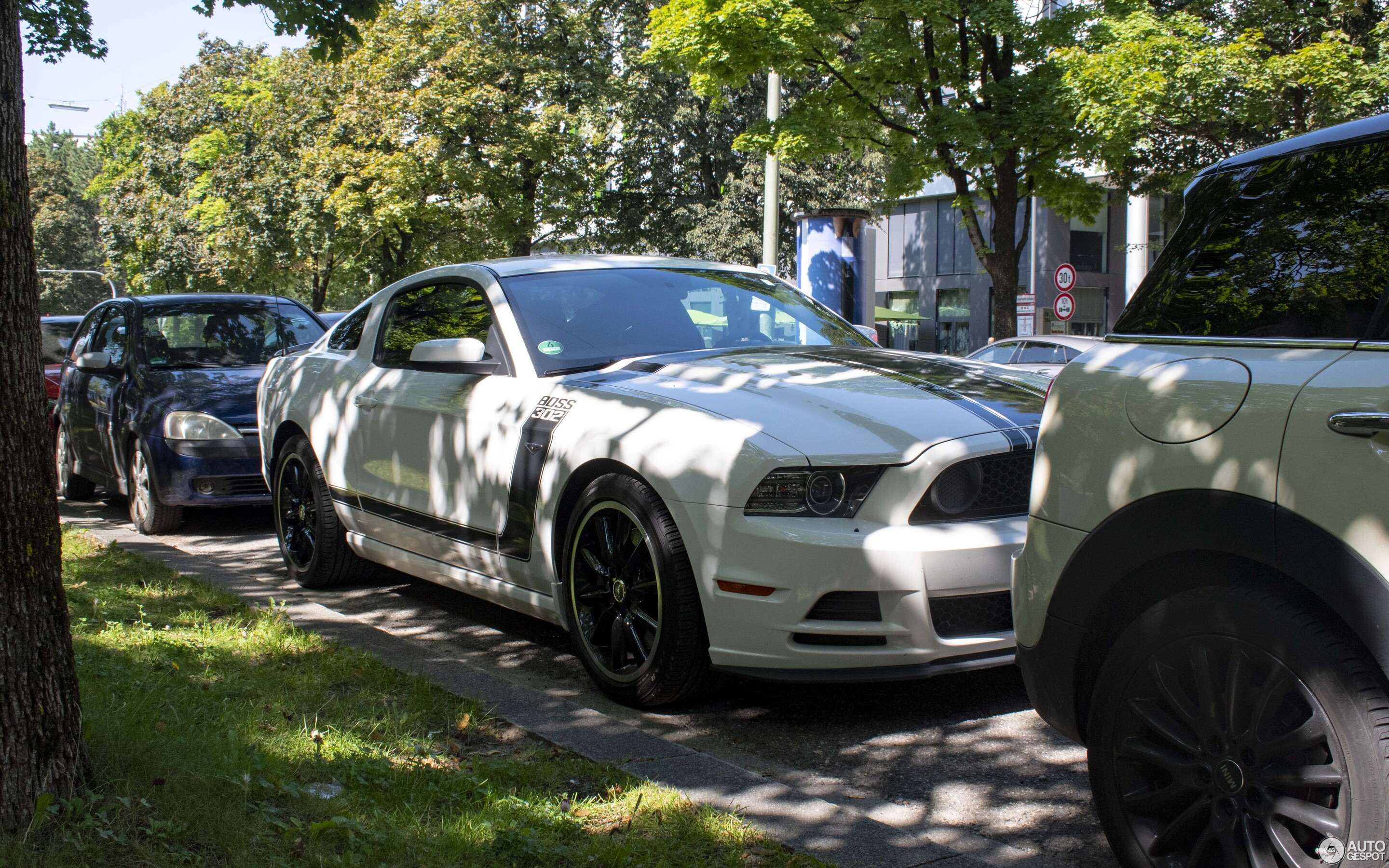 Ford Mustang Boss 302 2013