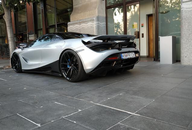 McLaren 720S Spider Novitec
