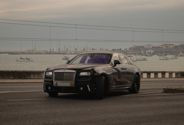 Rolls-Royce WALD Ghost Black Bison Edition