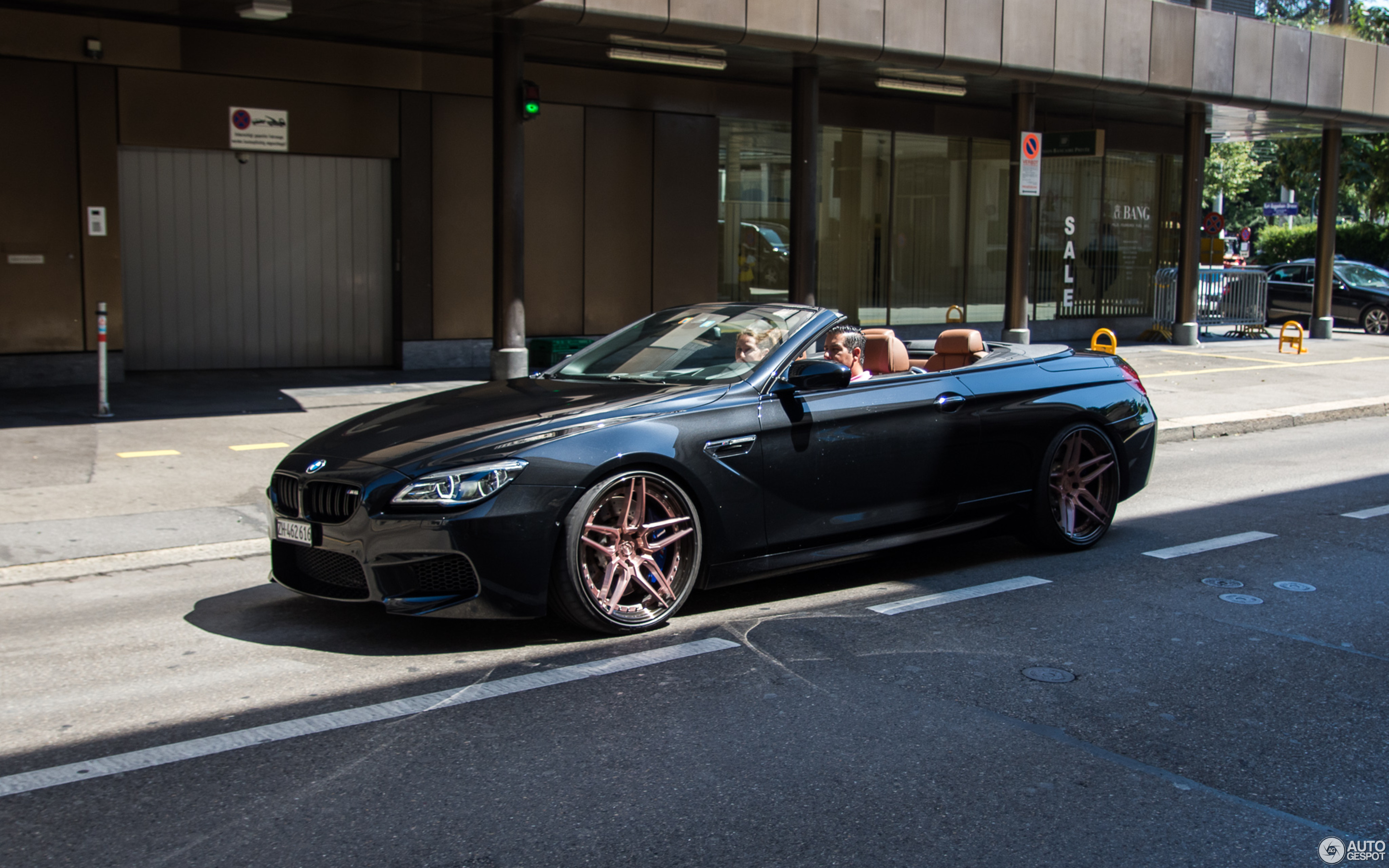 Bmw M6 F12 Cabriolet 2015 3 November 2019 Autogespot