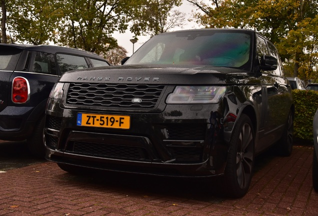 Land Rover Range Rover SVAutobiography Dynamic 2018