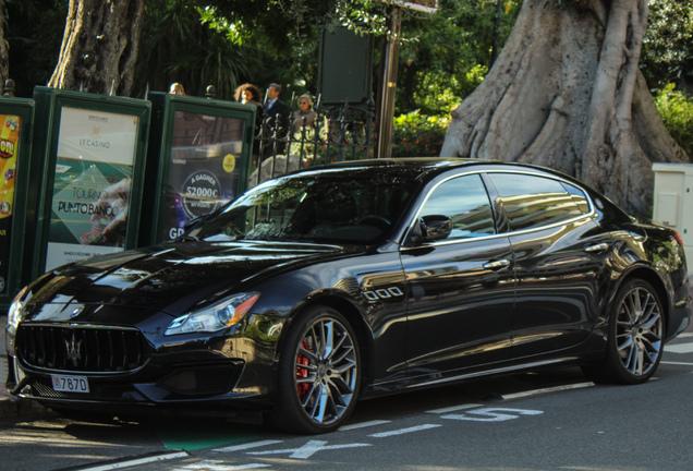 Maserati Quattroporte GTS GranSport