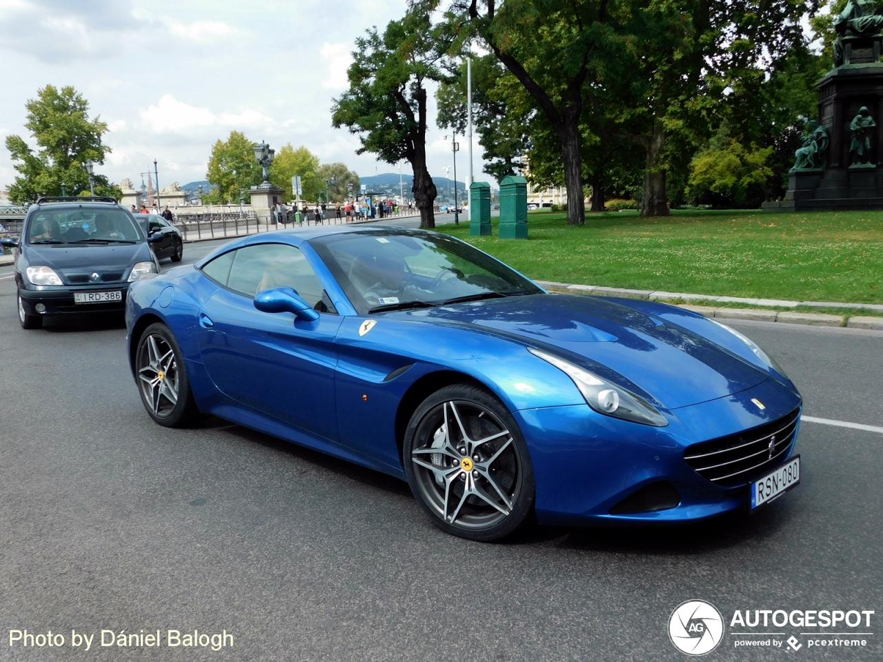 Ferrari California T - 4 November 2019 - Autogespot