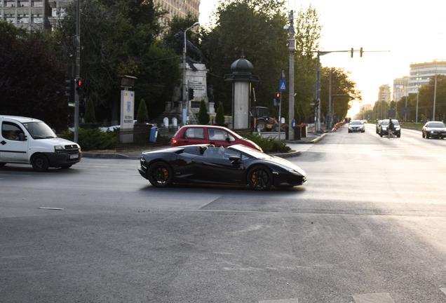 Lamborghini Huracán LP580-2 Spyder