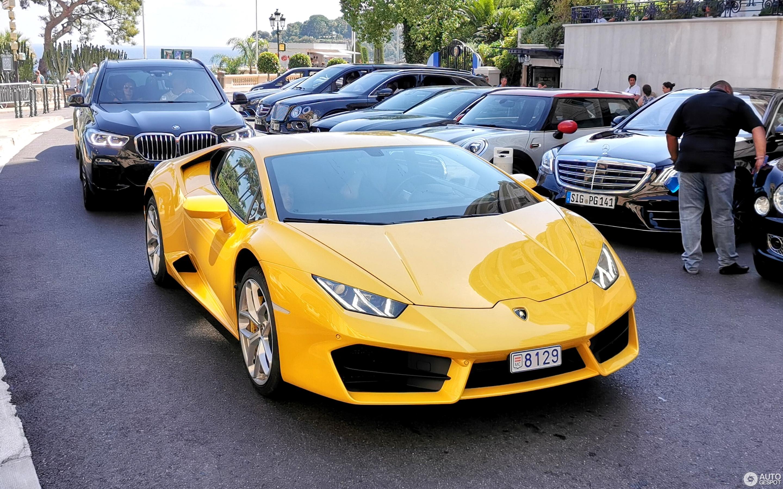 Lamborghini Huracán LP580-2