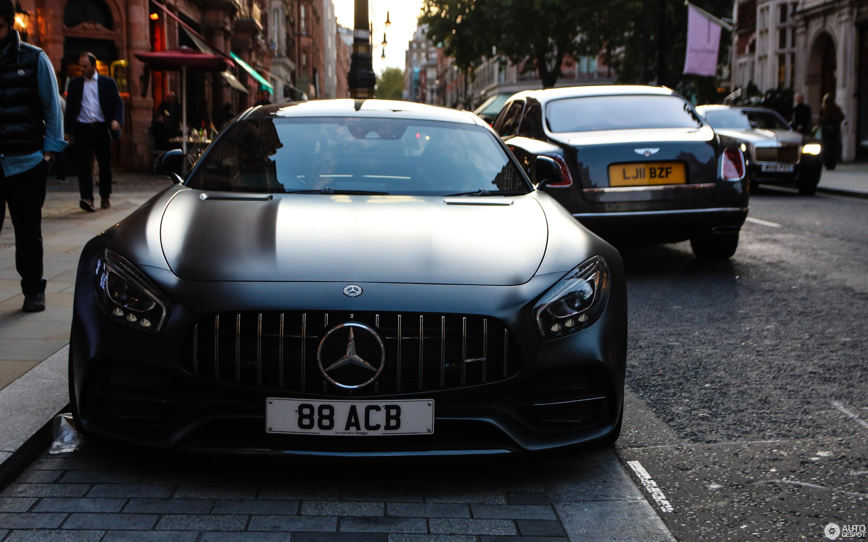 Mercedes-AMG GT C Edition 50 C190 2017