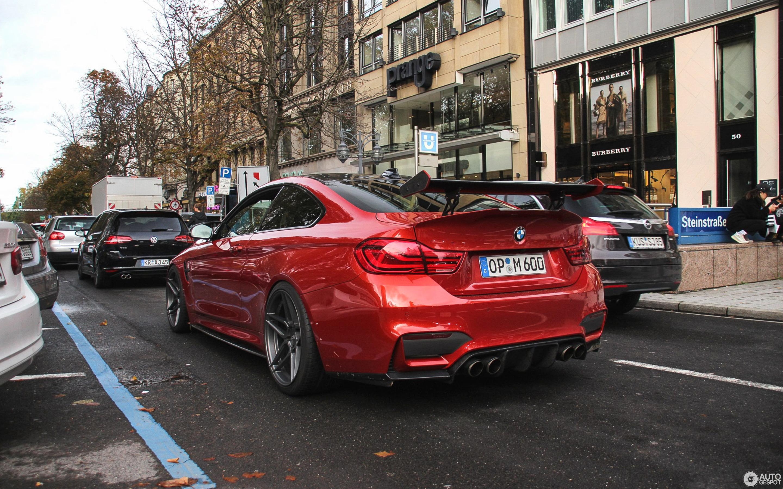BMW M4 F82 Coupé ECD Performance