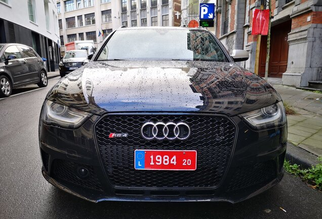 Audi ABT RS4 Avant B8