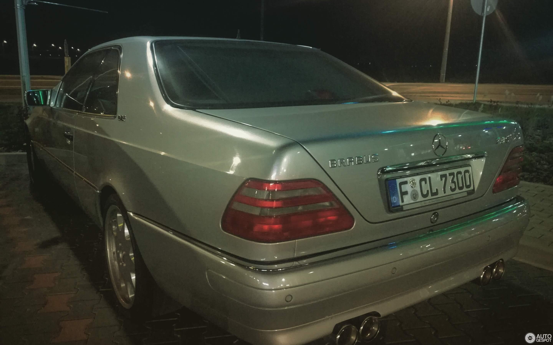 Mercedes-Benz Brabus CL 7.3 S