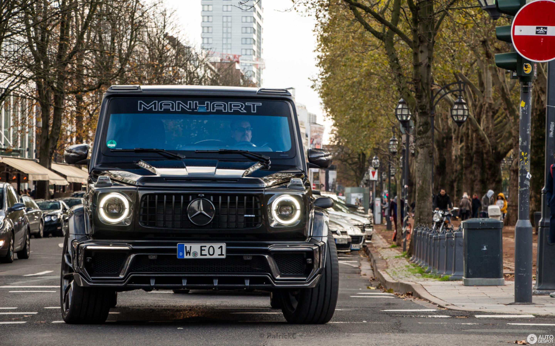 Mercedes-AMG G 63 W463 Manhart G700 Inferno