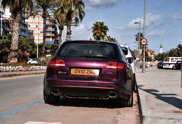 Audi RS6 Plus Avant C6