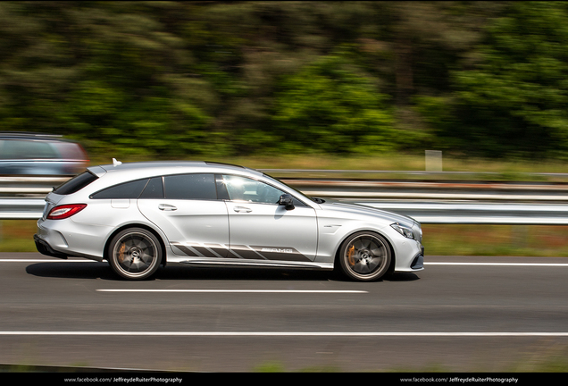 Mercedes-Benz CLS 63 AMG S X218 Shooting Brake 2015