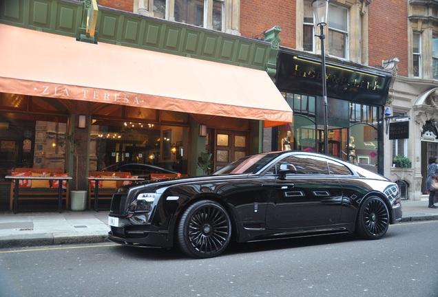 Rolls-Royce Wraith Series II ONYX Concept