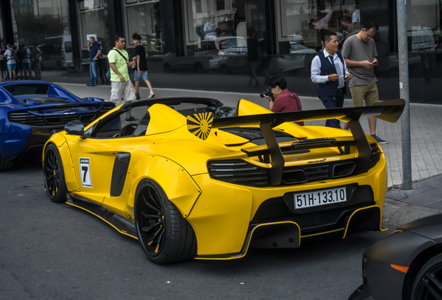 McLaren 650S Spider Liberty Walk