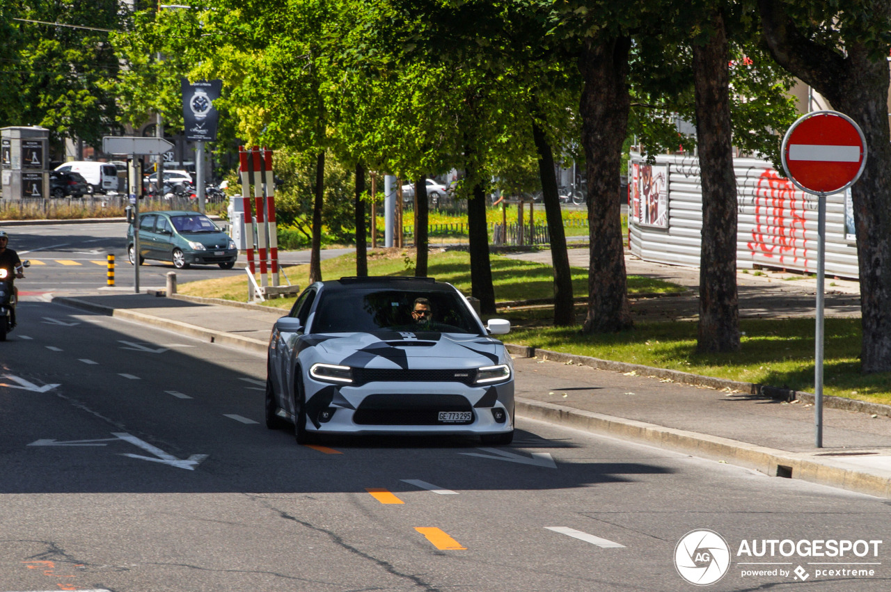 Dodge Charger SRT 392 2015