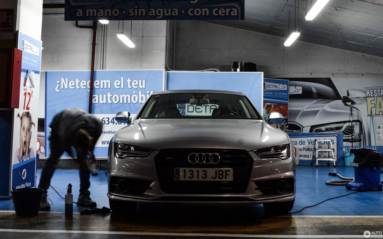 Audi S7 Sportback 2015