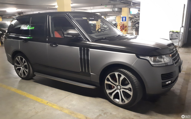 Land Rover Range Rover SVAutobiography Dynamic