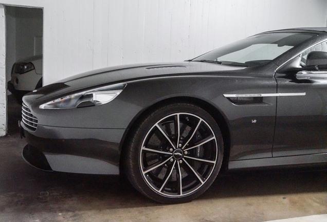 Aston Martin DB9 Volante 2013