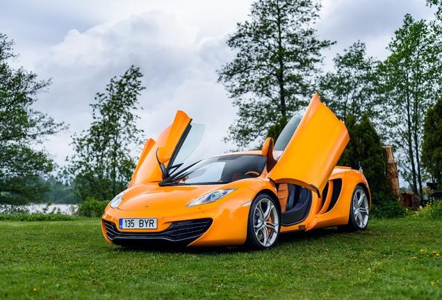 McLaren12C