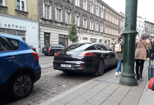 Porsche 970 Panamera Turbo MkII