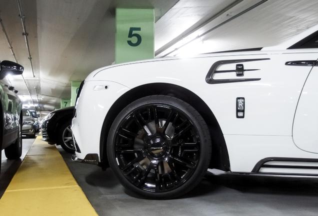 Rolls-RoyceMansory Wraith Series II