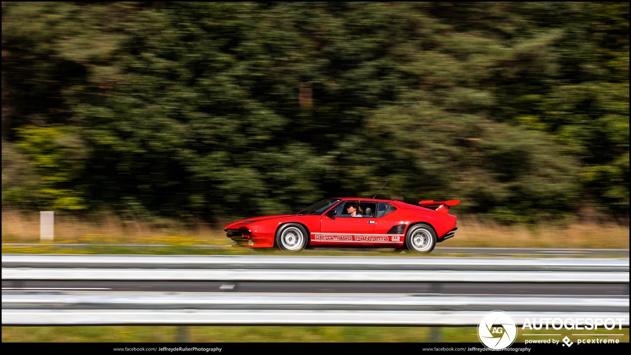 Spot van de dag: De Tomaso Pantera gt5