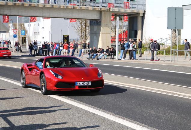 Ferrari488 GTB