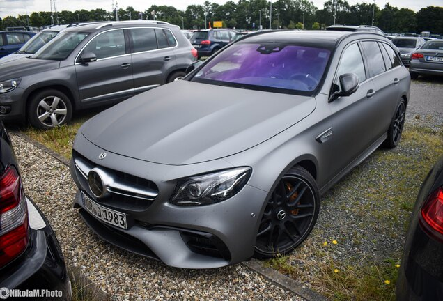 Mercedes-AMG E 63 S Estate S213 Edition 1