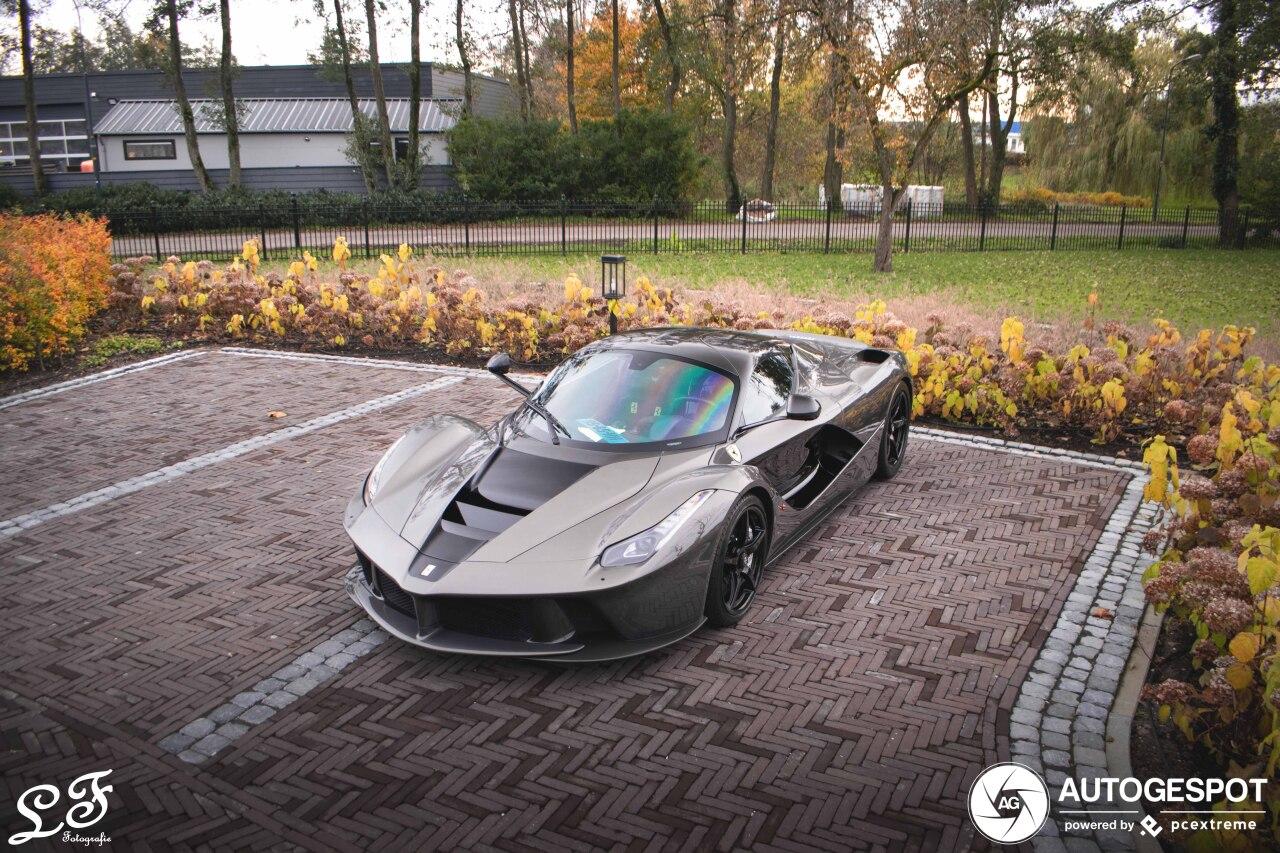 Nederland een nieuwe LaFerrari rijker?