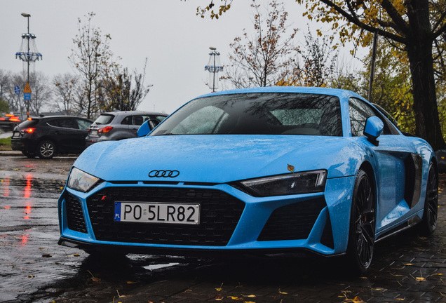 AudiR8 V10 Performance 2019