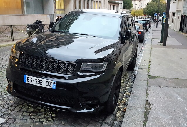 Jeep Grand Cherokee SRT 2017