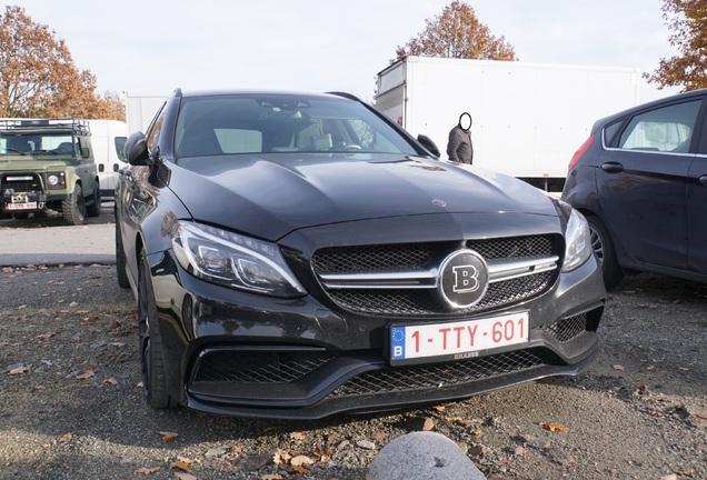 Mercedes-AMG Brabus C B40-600 S205