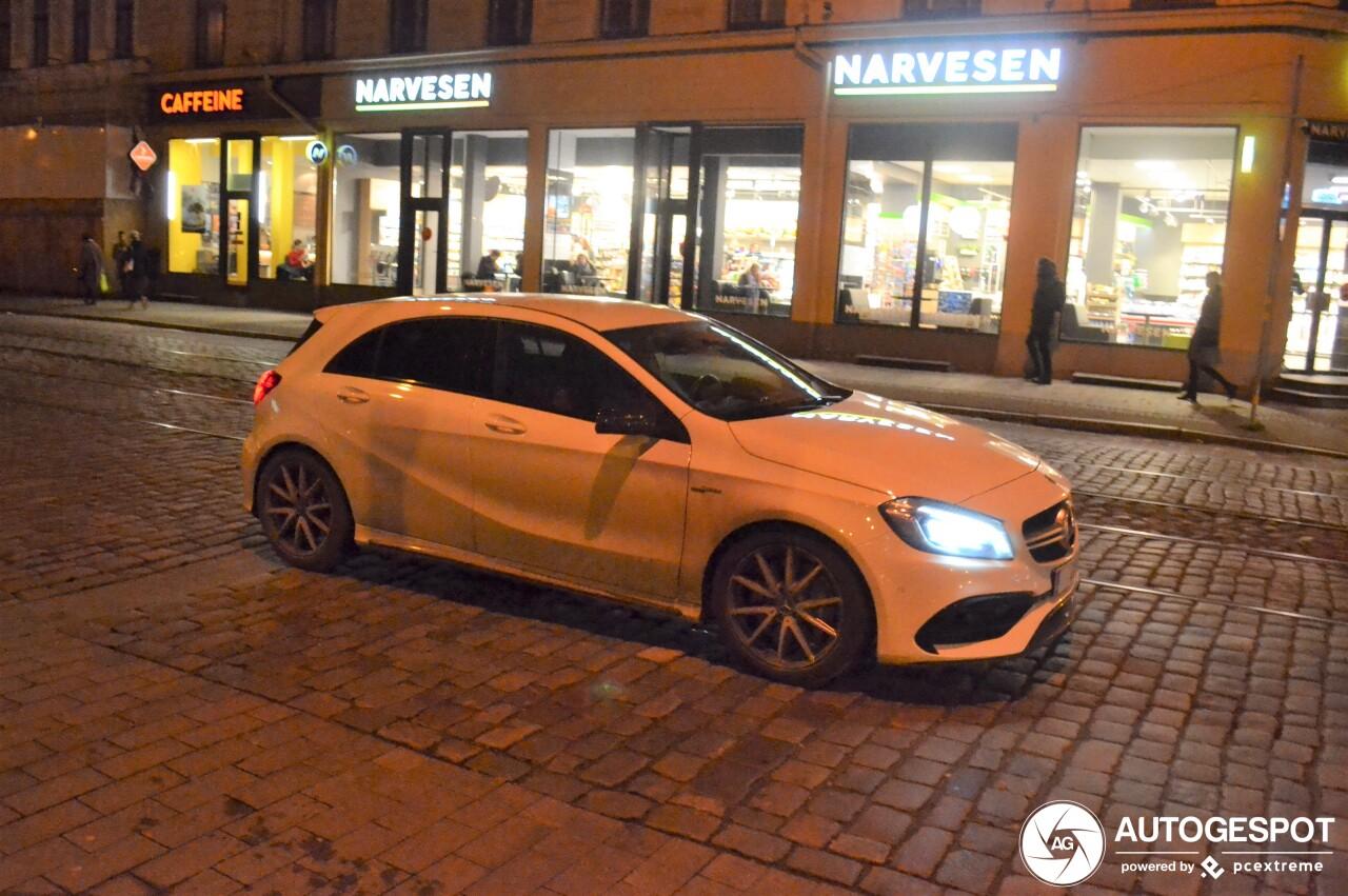 Mercedes-AMG A 45 W176 2015 - 17 November 2019 - Autogespot