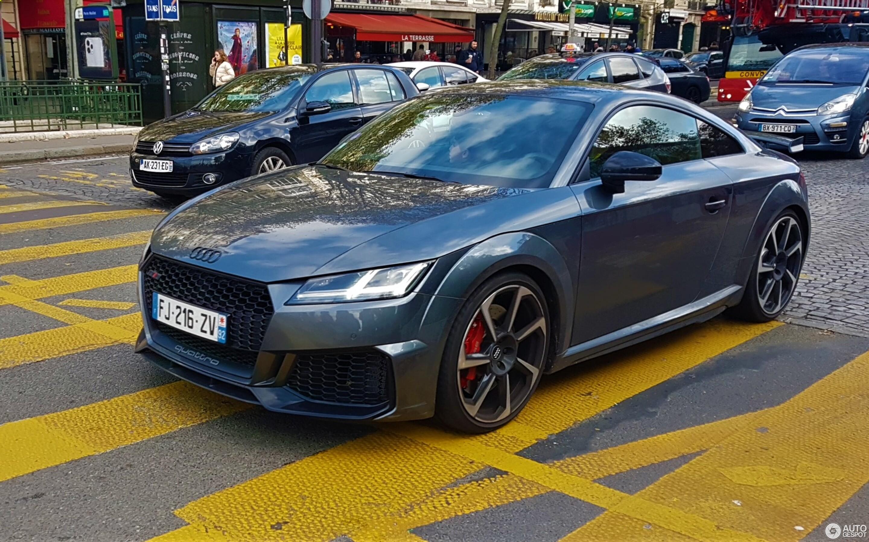 Audi TT-RS 2019