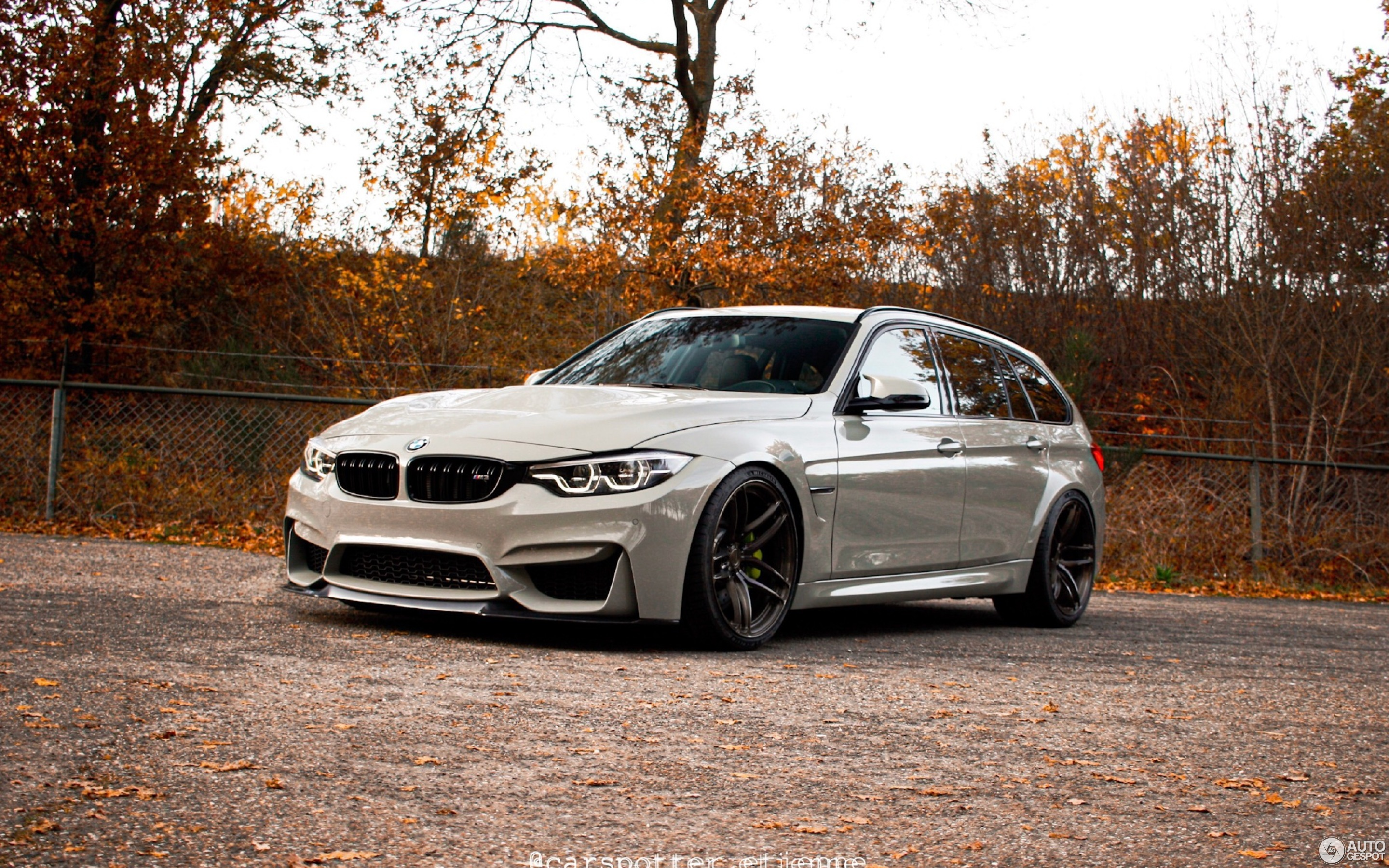 BMW M3 F81 CS Touring