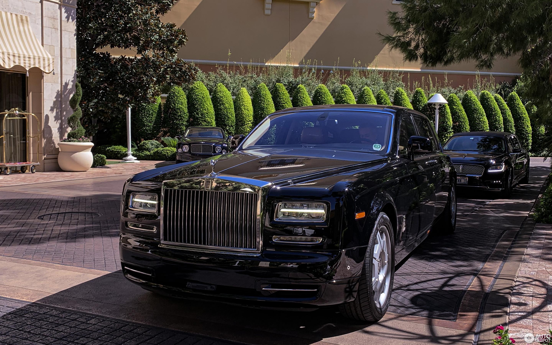 Rolls-Royce Phantom EWB Series II
