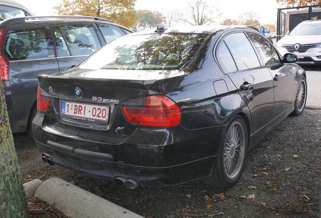 Alpina B3 Bi-turbo Sedan