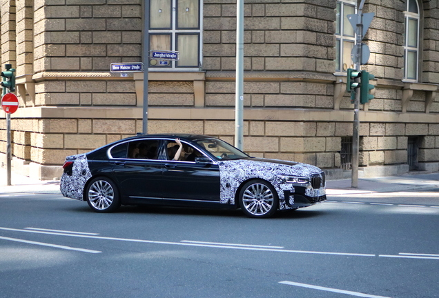 BMW 7 Series G12 2019