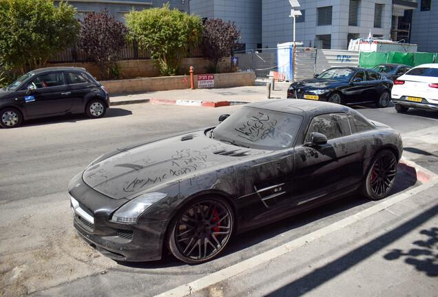 Mercedes-BenzBrabus SLS AMG