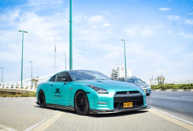 Nissan GT-R AMS Performance Alpha 7 KK Performance