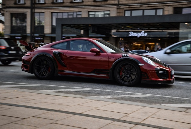 Porsche 991 Techart GT Street R