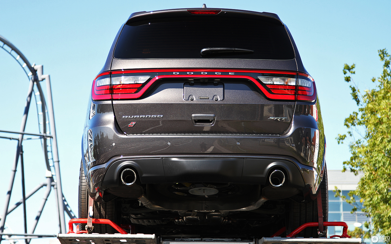 Dodge Durango Srt 2018 20 November 2019 Autogespot