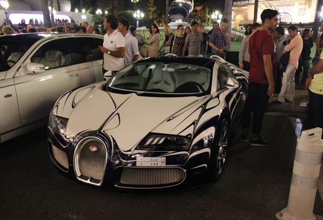 BugattiVeyron 16.4 Grand Sport L'Or Blanc