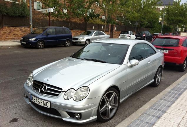 Mercedes-Benz CLK 63 AMG