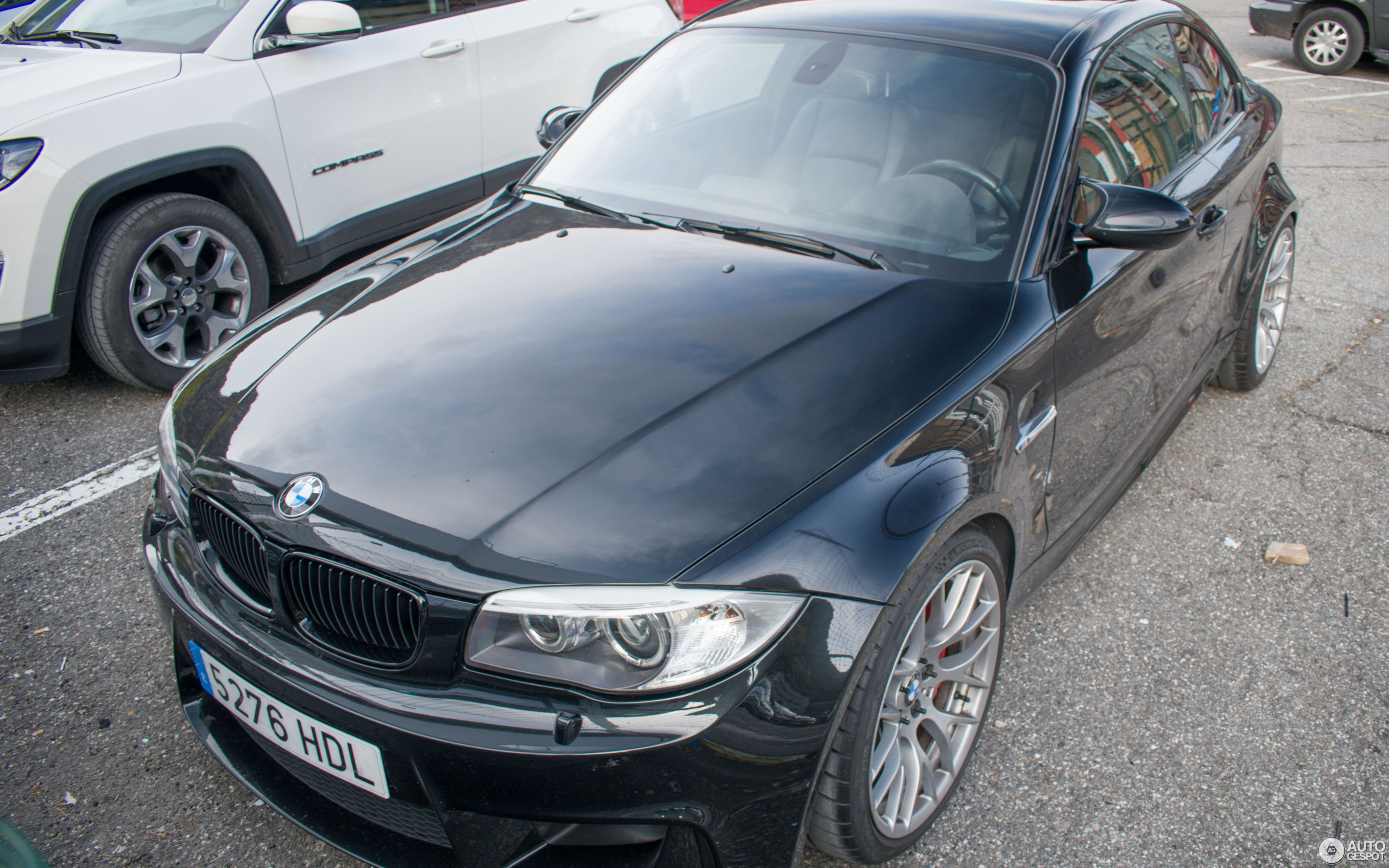 BMW 1 Series M Coupé