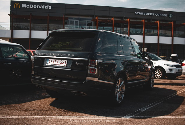 Land Rover Range Rover SVAutobiography SWB 2018
