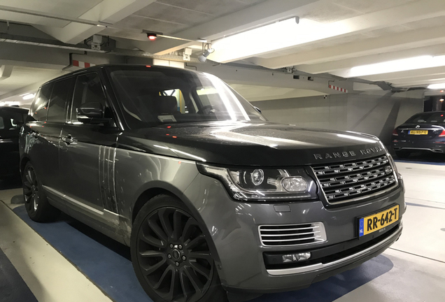 Land Rover Range Rover SVAutobiography SWB